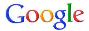 """Her er Googles """"gamle"""" logo, slik den så ut frem til 1. september 2015."""