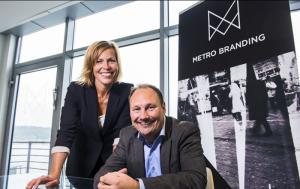Kim Nygaard til Metro Branding